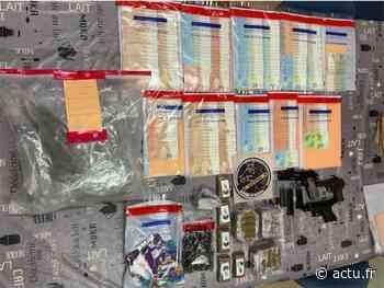 Essonne. Cinq personnes interpellées à Montgeron pour trafic de stupéfiants, trois armes saisies - actu.fr