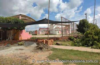 Se inició la construcción de la Alameda 'Tierra Colorá' en Guamal - Hoy Diario del Magdalena