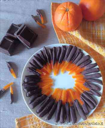 Una tira l'altra: le scorze di arance candite al cioccolato (di Eirini Bournelli) - castelloincantato.it