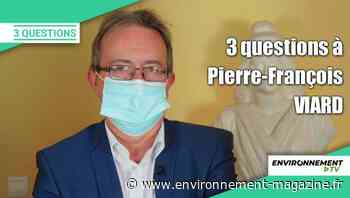[Vidéo] Trois questions à : Pierre-François Viard, maire de Louveciennes - Environnement Magazine