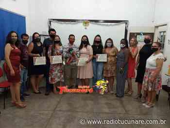 Acadêmicas da UAB de Juara foram agraciadas com Moção de Aplauso por desenvolvimento de projeto sobre o meio ambiente - Rádio Tucunaré - A serviço da Informação de Juara e região