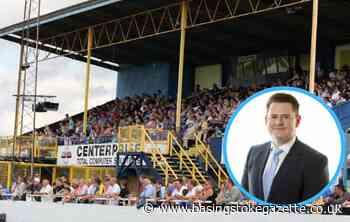 Camrose: 'Uphill battle does not deter us', says acting chairman - Basingstoke Gazette
