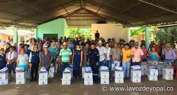 Ayudas humanitarias para damnificados de la Chapa en Hato Corozal - Noticias de casanare - La Voz De Yopal