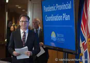 Q&A: Health Minister Adrian Dix on successes, regrets, and tough decisions during COVID