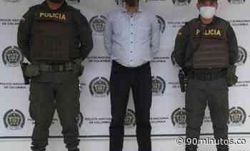 Capturan a hombre que se hacía pasar por sacerdote en Sandoná Nariño - 90 Minutos