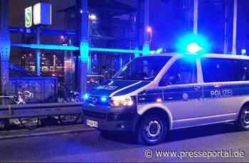 BPOL-KS: Schmierereien am Haltepunkt Vellmar-Osterberg - Presseportal.de
