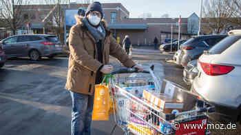 Corona an Weihnachten: Empfehlung der Marktbetreiber in Frankfurt (Oder) - Einkäufe wegen Corona möglichst früh erledigen - moz.de