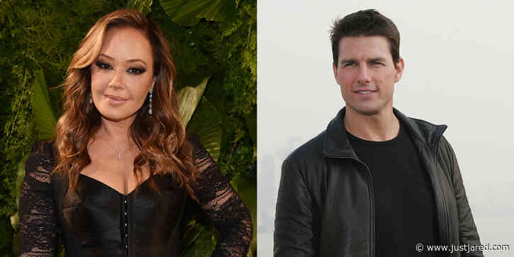Leah Remini Calls Out Tom Cruise For His Rant on 'Mission Impossible 7': 'This Is All For Publicity'