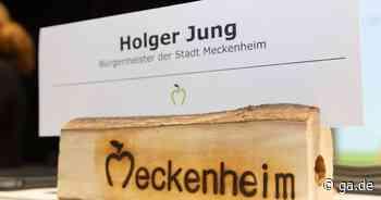 Apfelstadt Meckenheim zeigt, wie plastikfrei funktioniert: Auf Holz geklopft - ga.de