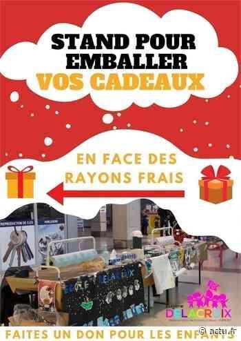 Val-d'Oise. Ermont. Aidez une école en faisant emballer vos cadeaux de Noël par les parents d'élèves - actu.fr