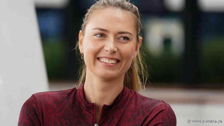 Ex-Tennisstar Maria Sharapova hat sich verlobt – das ist ihr Verlobter - t-online