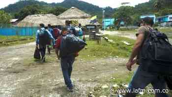Situación de desplazados en Bahía Solano será analizada en Comité de Justicia Transicional - La FM