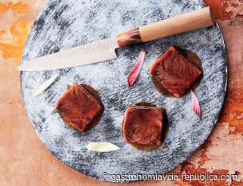 Llata de ternera con salsa agridulce de Carme Ruscalleda - Gastronomía y Cía