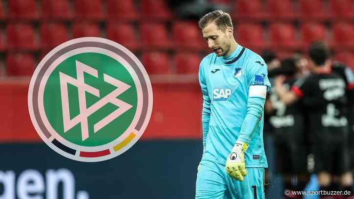 Nach Schiedsrichter-Kritik: DFB bestätigt Ermittlungen gegen Hoffenheim-Torwart Oliver Baumann - Sportbuzzer