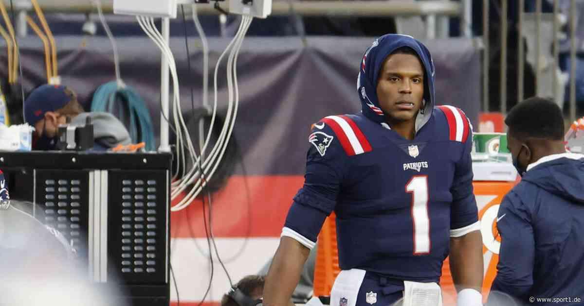NFL: Cam Newton enttäuscht bei den New England Patriots - Zukunft unklar - SPORT1