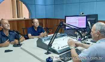 Prefeito eleito de Manhumirim quer parcerias e eficiência na gestão pública - Portal Caparaó