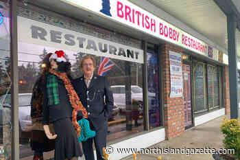 Vancouver Island's iconic British Bobby Restaurant falls victim to COVID-19 - North Island Gazette