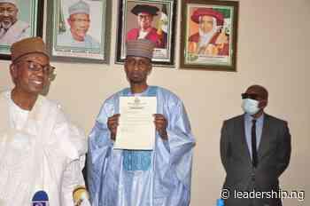 Prof Sabo Emerges New VC Federal University Dutse - Leadership Newspapers