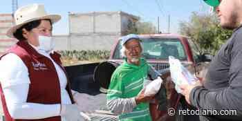 MUNICIPIOS | Ayuntamiento de San Andres Cholula acciona en favor de las familias Sanandreseñas - Reto Diario