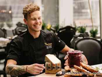 Meet the chef: Garett Blundell is jammin at The Parq