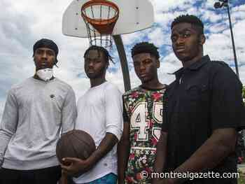 Repentigny youth believe racial profiling led to heavy COVID-19 fines - Montreal Gazette