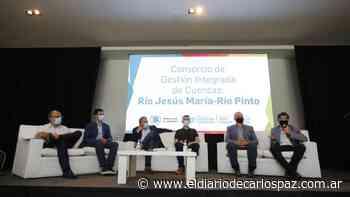 Crearon un consorcio de cuencas hídricas Río Jesús María – Río Pinto - El Diario de Carlos Paz
