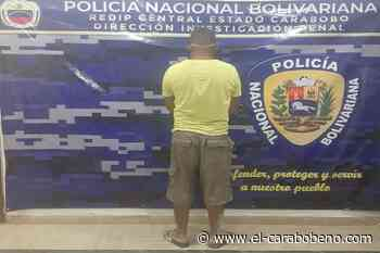 Falso fiscal del Ministerio Público detenido en Los Guayos - El Carabobeño