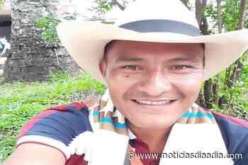 Concejal es asesinado en zona rural del Timbío, Cauca - Noticias Día a Día