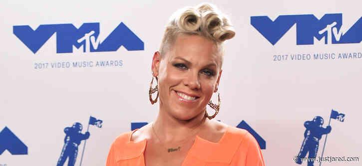 Pink Breaks Her Ankle & Jokes It's 2020's Fault