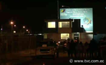 Cinco fallecidos y un agente herido deja amotinamiento en cárcel de Latacunga - tvc.com.ec