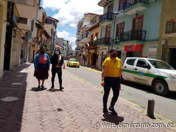 En Azogues ascienden a 80 casos de COVID-19 en tres semanas - El Mercurio (Ecuador)