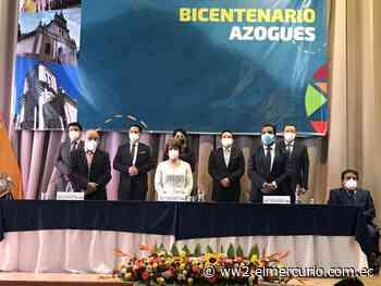 Azogues se fija en su futuro al celebrar bicentenario de la Independencia - El Mercurio (Ecuador)