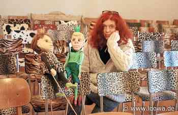 Falkenfels - Vor 30 Jahren gründete Gaby Weißenfels ihr Puppentheater Karotte - idowa