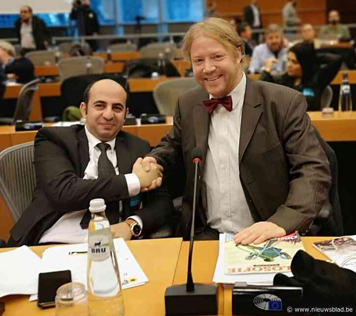Andy Vermaut vertrekt maandagochtend als delegatieleider op eerste internationale missie voor de internationale alliantie voor verdediging van rechten en vrijheden (AIDL) naar het Armeense Nagorno-Karabagh ofte Artsakh