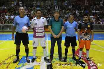 Tradicional Campeonato Municipal de Futsal é adiado em Elias Fausto - SeuJornal