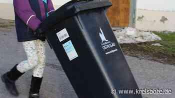 Landkreis stellt Müllabfuhr um: In Schwangau und Halblech wird künftig freitags der Müll abgeholt - Kreisbote
