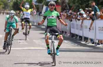 Vuelta del Porvenir: Juan Sebastián Ruiz ganó en Paz de Ariporo y es primer líder - El Quindiano S.A.S.
