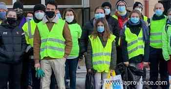 Fuveau : la commune a toujours besoin d'être nettoyée... - La Provence