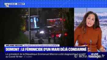 À Domont, le féminicide d'un mari déjà condamné - Actu Orange