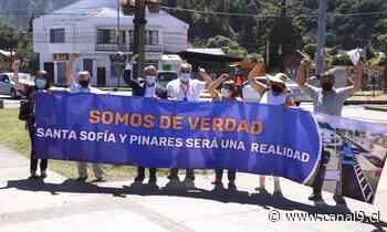 Proyecto vial en Chiguayante: Soterrarán paso vehicular en Cruce Santa Sofía - Canal 9 Bío Bío Televisión