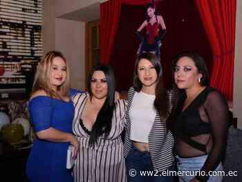 Ruth Matute, Vanessa Vanegas, Belén Durán y Flor Campoverde - El Mercurio (Ecuador)