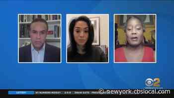 The Hard Conversation: Jennifer Jones-Austin And Arva Rice On NYPD Reforms - CBS New York