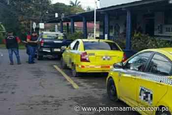 Retienen en Gualaca a dos taxistas que transportaban a seis haitianos - Panamá América