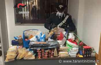 Acquaviva delle Fonti: Rubano nel supermercato. Arrestati 5 georgiani - Tarantini Time