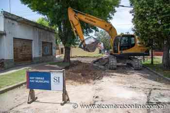 Más pavimentos renovados en Villa Adelina y Boulogne - elcomercioonline.com.ar