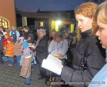 Advent in Zornheim, Ober-Olm & Jugenheim: Adventskalender - Allgemeine Zeitung