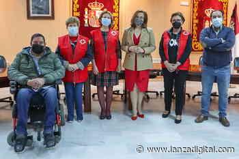 Cruz Roja también palpa la solidaridad rabanera que canalizará a las personas más desfavorecidas - Lanza Digital