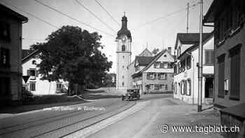 Ein grosses Dorf in der Stadt St.Gallen: Bruggen vor dem grossen Bauboom | St.Galler Tagblatt - St.Galler Tagblatt