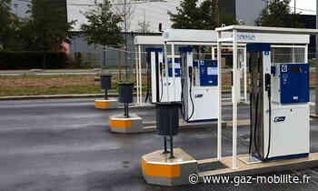 A Bonneuil-sur-Marne, la station GNV du SIGEIF monte en puissance - Gaz-Mobilite.fr