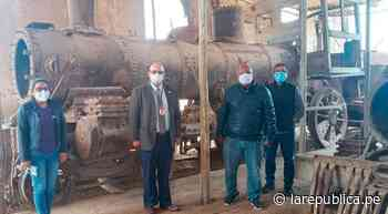 Lambayeque: invertirán S/ 52 millones en ex estación ferroviaria de Puerto Eten LRND - LaRepública.pe